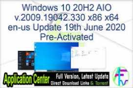 Windows 10 X64 10in1 20H2 ESD pt-BR NOV 2020 {Gen2}