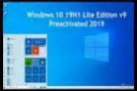 Windows 10 Pro X64 incl Office 2019 pt-BR MAY 2020 {Gen2}